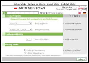 Autobusy PKS, Bilety autokarowe do Belgii