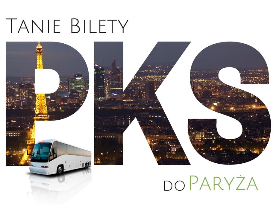 autobusy do paryża
