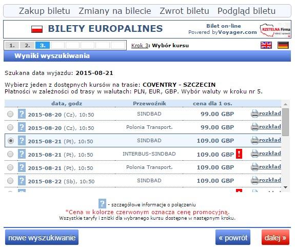 Transport osób do Polski